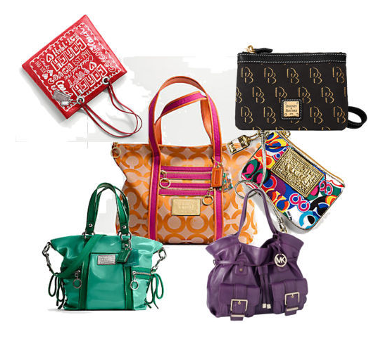 penny auction designer coach purses