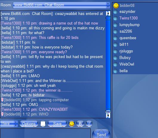bid66 chatroom