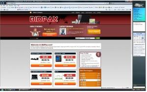 bidpax penny auction