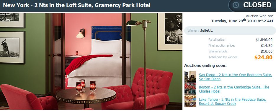 gramercy park suite
