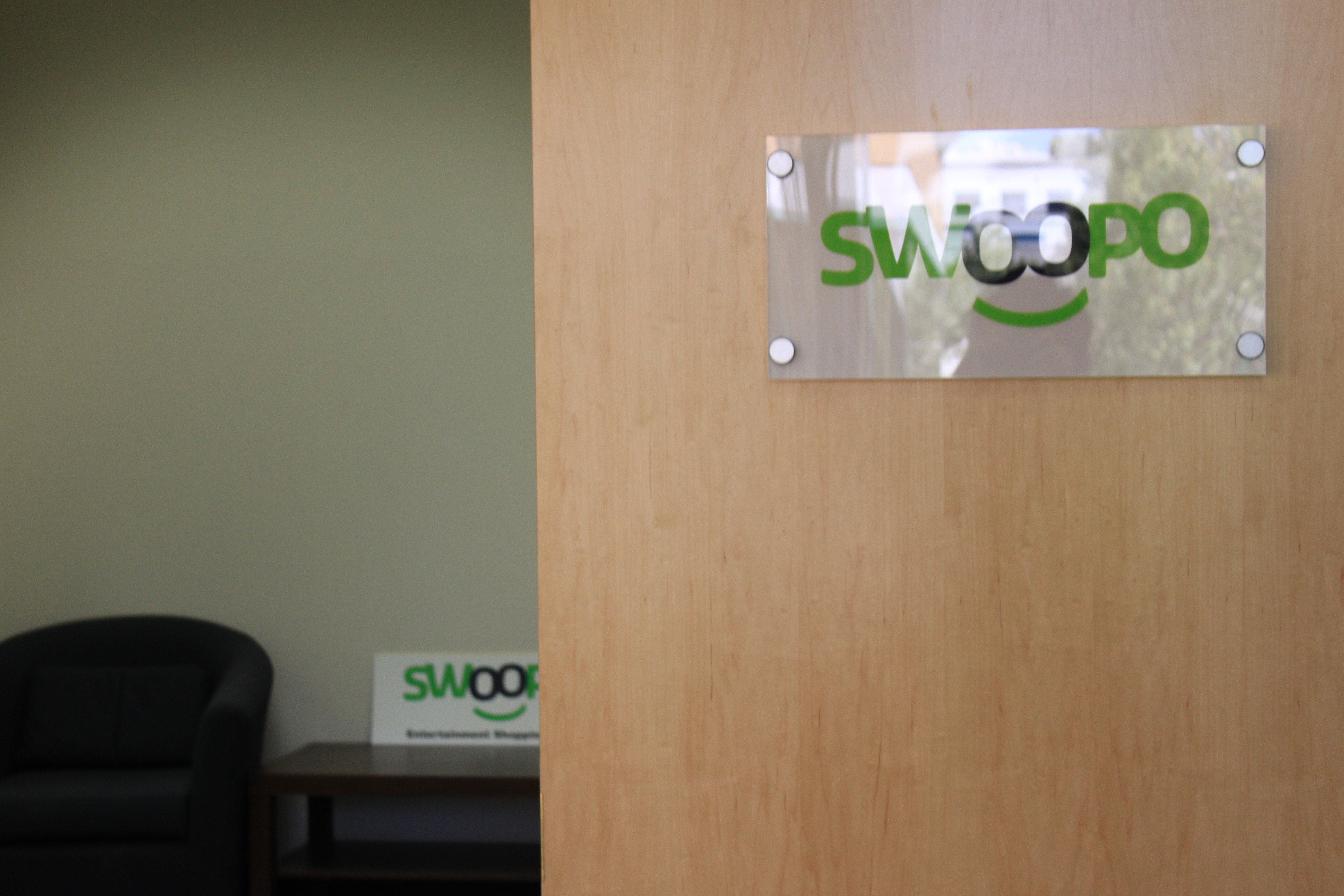 Swoopo's Office
