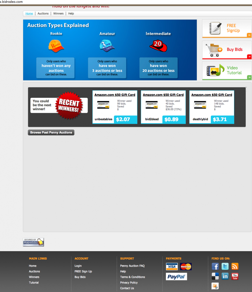 bidrodeo.com