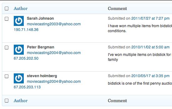 bidstick reviews