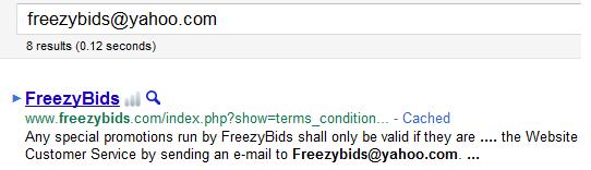 freezybids google email