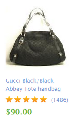 ioffer gucci handbag