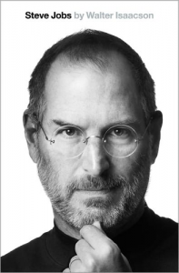 Steve Jobs Biography Giveaway