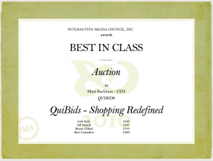 quibids-auction-interactive-media-awards