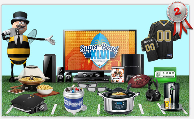 Beezid's Pimp Your SUper Bowl Prizes