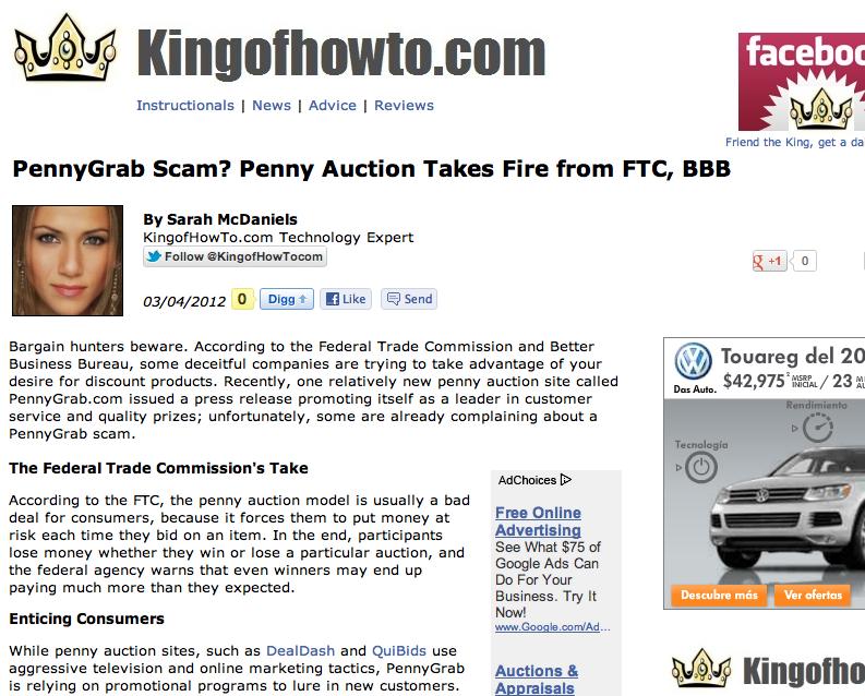 kingofhowto.com