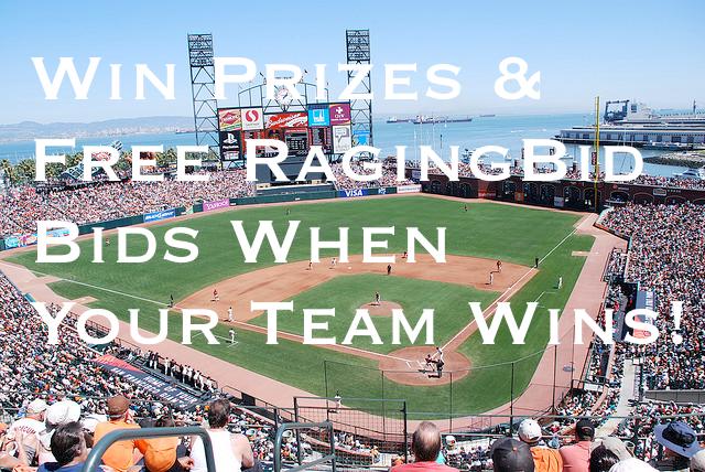 RagingBid MLB promotion