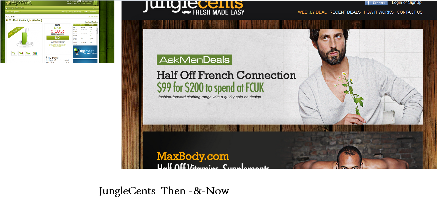 junglecents.com