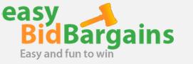 penny auction site easybidbargains logo